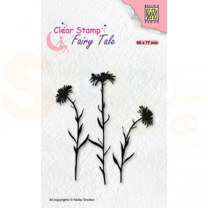 Nellie's Choice, clearstamp Silhouette, Fairy Tale nr.31 FTCS031