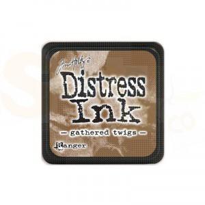 Distress mini ink pad Gathered Twigs TIM32823