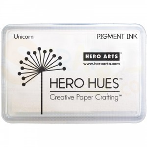 Hero Arts, Pigment ink pad Unicorn AF249