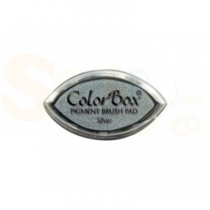 Colorbox cat's eye inkpad, silver