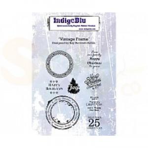 IndigoBlu, IND0263 Vintage frame A6