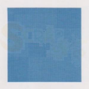 Boekbindlinnen, rol, donker ijsblauw IR841