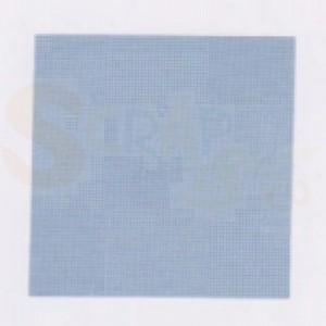 Boekbindlinnen, rol, grijs blauw IR865