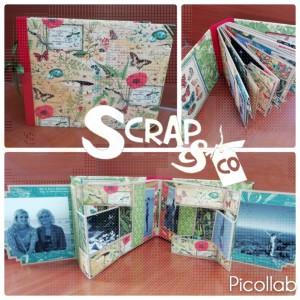 WP 5-jarig jubileumalbum Scrap & Co