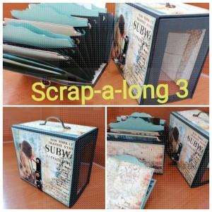 WP Scrap-a-long 3 Jubileumbox 9 jaar Scrap&Co
