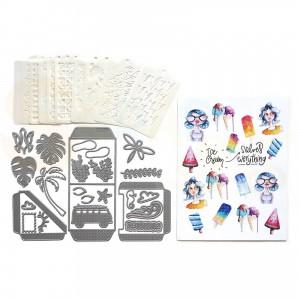 Elizabeth Craft Designs, Summer Journal Special Limited Edition K002