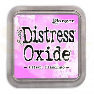 Ranger Distress Oxide inkpad Kitsch Flamingo TDO72614