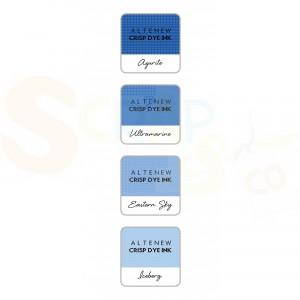 Altenew, Lapis Lazuli mini cube set ALT3104