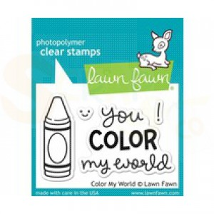 Lawn Fawn, LF 793 Color my  world
