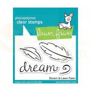 Lawn Fawn, LF656 Dream