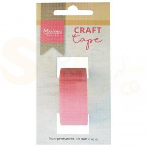 LR0010 Craft Tape 20 mm x 10 meter