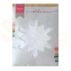 LR0028, Marianne Design, Fijne sneeuw met glitter 50 gr.