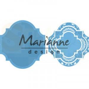 LR0593, creatable Marianne Design, Petra's magnificent die