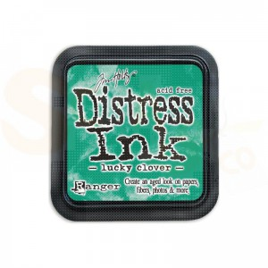 Distress mini ink pad Lucky Glover