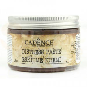 Cadence, Distress paste Maroon - Kastanjebruin