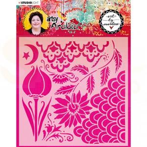 StudioLight, art by Marlene - mask Artsy Arabia nr. 13 MASKBM13
