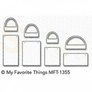 MFT-1355 My Favorite Things Die-namics, Gift Bags