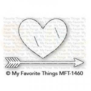 MFT-1460 My Favorite Things Die-namics, Straight from the Heart