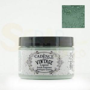 Cadence, Vintage Legend Gesso Mould - schimmel groen