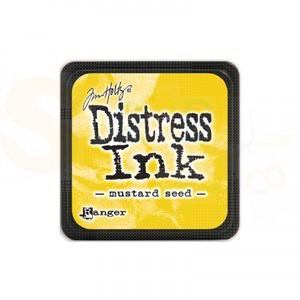 Distress mini ink pad Mustard Seed TIM20226