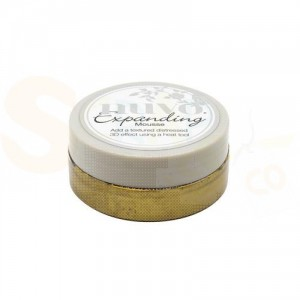 Nuvo expanding mousse - tuscan gold 1700N