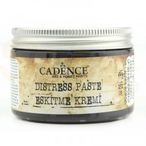 Cadence, Distress paste Oud Bordeaux