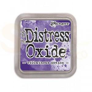 Ranger Distress Oxide inkpad Villainous Potion