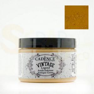 Cadence, Vintage Legend Gesso Oxide - geel