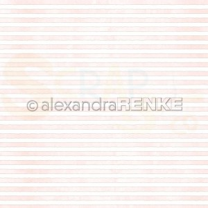 Alexandra Renke, designpapier 10.2289, Stripes pink