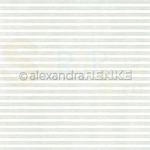 Alexandra Renke, designpapier 10.2291, Stripes mint