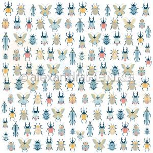 Alexandra Renke, designpapier 10.2339, Folk Art Beetle Rapport