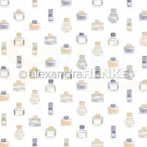 Alexandra Renke, designpapier 10.2365, Inkwells Gold