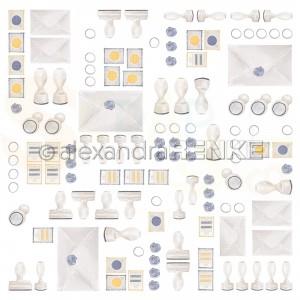 Alexandra Renke, designpapier 10.2366, Silent Mail