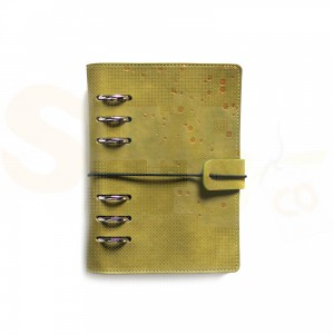 Elizabeth Craft Designs, Sidekick Planner P013, Olive