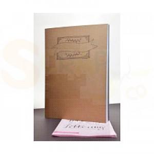 Papicolor Handlettering oefenblok A5 215800