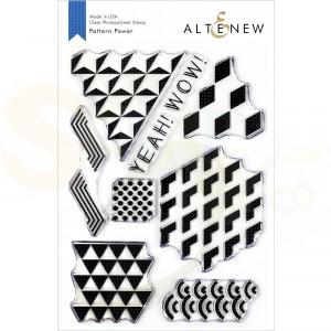Altenew, clearstamp, Pattern Power ALT3327
