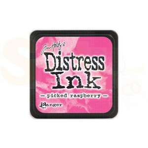 Distress mini ink pad Picked Raspberry TIM34995