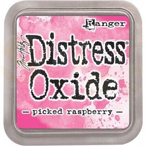 Distress oxide ink picked raspberry TDO56126