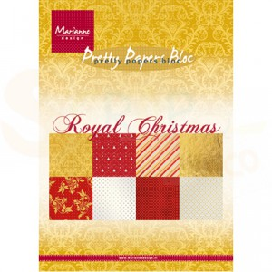 Paperpad MD, Royal Christmas PK9151
