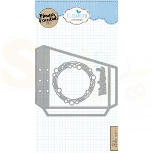 Elizabeth Craft Designs, Planner Essentials, Pocket 2