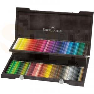 Faber Castell kleurpotloden Poloychromos kist 120 stuks