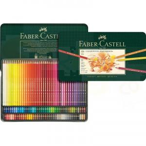 Faber Castell kleurpotloden Poloychromos blik 120 stuks