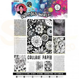 StudioLight, Art by Marlene - paperpad Out of this World ABM-OOTW-PP15