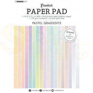 StudioLight, paperpad A5 Essentials Pastel SL-ES-PP19