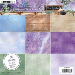 Studiolight, paperpad 15x15 Jenine's MA 5.0, nr. 09 PPJMA10