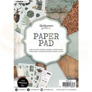 StudioLight, paperpad A5 PPSL153