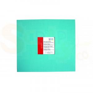 11010008 Album met insteekhoezen 12x12 turquoise