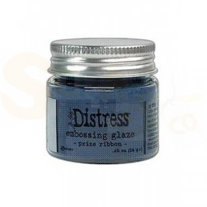 Ranger Distress embossing Glaze Prize Ribbon TDE73864