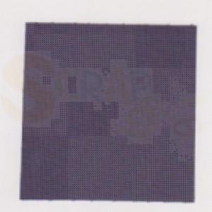 Boekbindlinnen, rol, donker paars IR868