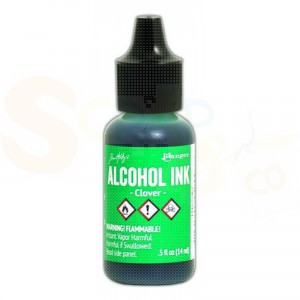 Ranger Alcohol Ink 15 ml, clover TAB25467